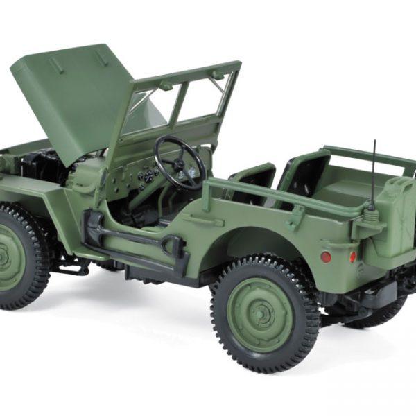 Jeep 1942 Groen Norev 1:18