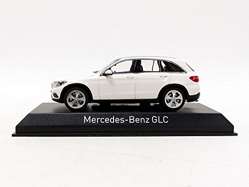 Mercedes-Benz GLC 2015 Wit 1:43 Norev