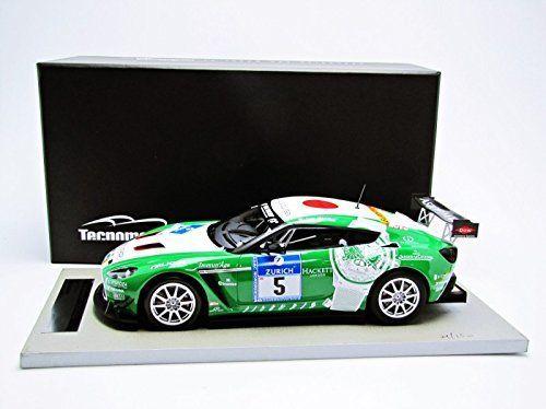 Aston Martin V12 Zagato 2012 #5 Nurburgring 24 Hrs 1:18 Tecnomodels Limited 150 pcs.