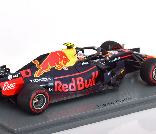 Aston Martin Red Bull Racing RB15 GP China 2019 Pierre Gasly 1-43 Spark