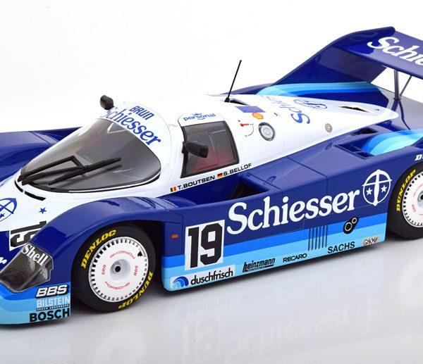 Porsche 956K No.19, 1000km Hockenheim 1985 Bellof/Boutsen 1-18 Minichamps Limited 1004 Pieces