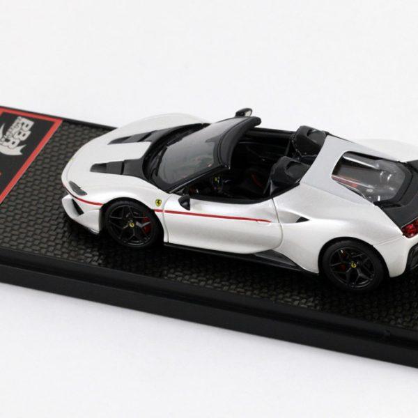 Ferrari J50 2018 Liana White 1-43 BBR Models Limited 75 Pieces