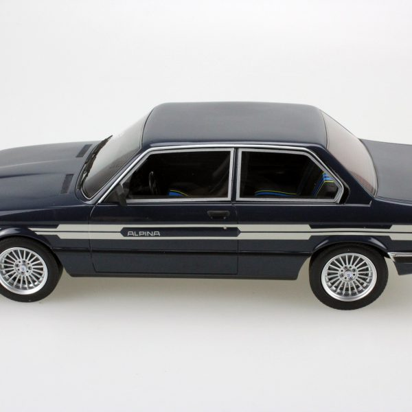 BMW 323 Alpina 1983 Donkerblauw 1-18 LS Collectibles Limited 250 Pieces
