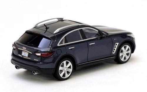 Infinity FX50S 2010 Blauw metallic 1-43 Neo Scale Models