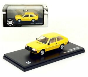 Volvo 343 1976 Geel 1-43 Triple 9 Collection Limited 600 Pieces
