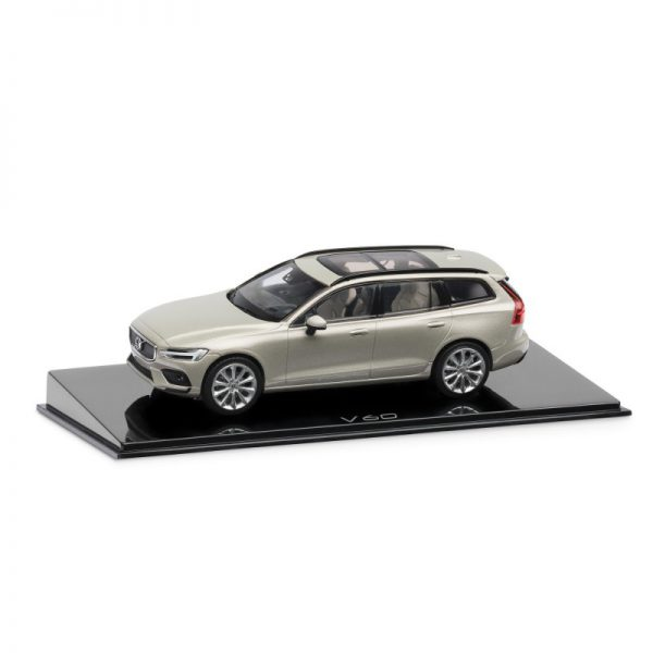 Volvo V60 Birch Light 1-43 Norev