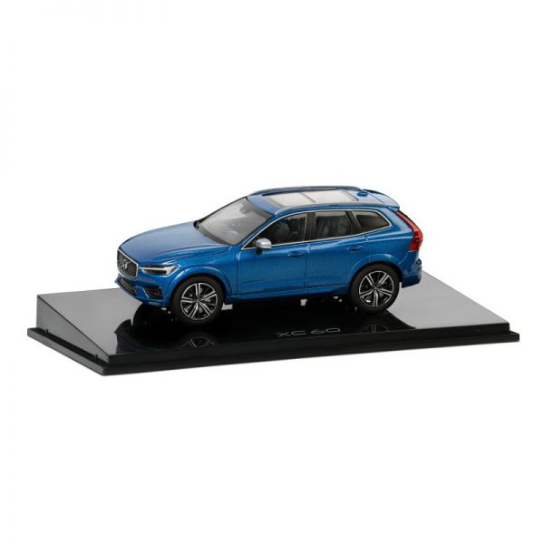 Volvo XC60 Bursting Blue 1-43 Kyosho