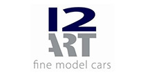 12 Art fine model cars Schuiten Autominiaturen