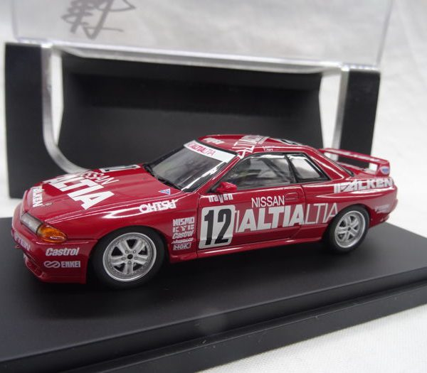 Nissan Skyline GT-R 1992 #12 Drivers: S.Katura / T.Hara 1-43 HPI-racing Limited 1792 pcs