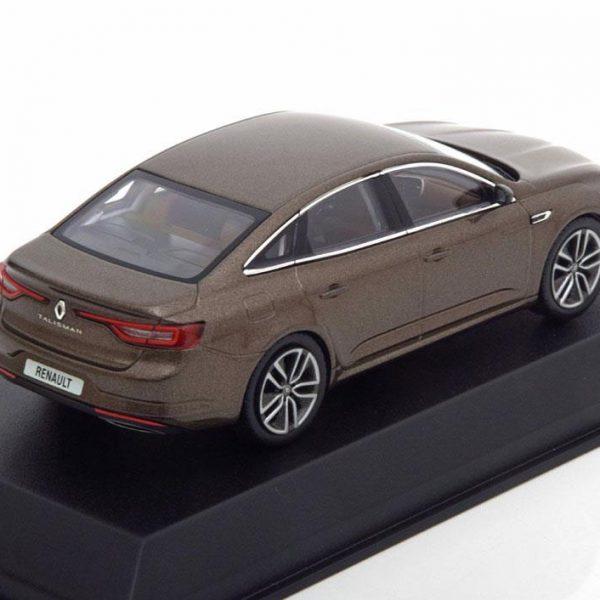 Renault Talisman 2016 Vision Brown 1-43 Norev