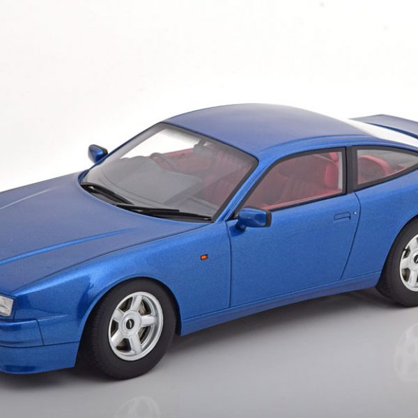 Aston Martin Virage 1988 Blauw Metallic 1-18 Cult Scale Models