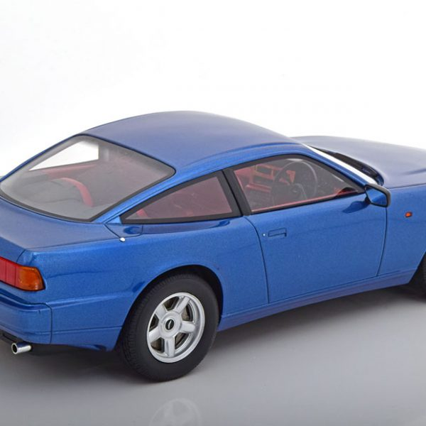 Aston Martin Virage 1988 Blauw Metallic 1-18 Cult Scale Models