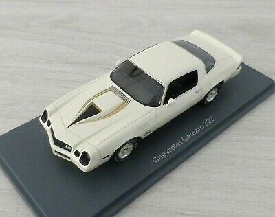 Chevrolet Camaro Z28 Wit 1-43 Neo Scale Models