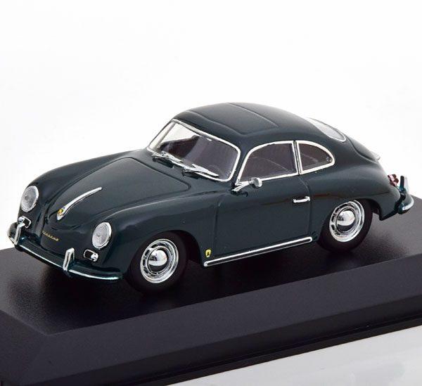 Porsche 356 A Coupe 1959 Groen 1-43 Maxichamps
