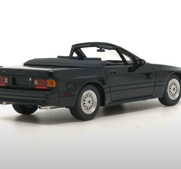 Mazda RX 7 Convertible1989 Zwart 1-43 DNA Collectibles Limited 320 Pieces