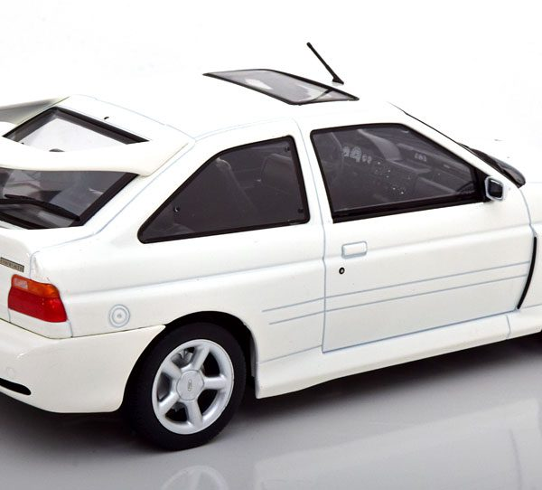 Ford Escort Cosworth 1992 Wit 1-18 Norev