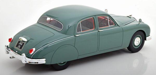 Jaguar 2.4 Litre MK1 1955 Groen 1-18 Cult Scale Models