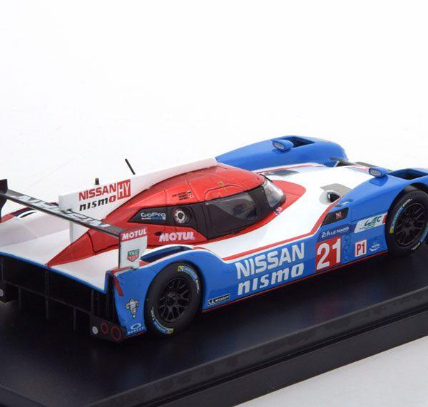 Nissan GT-R LM Nismo No.21, 24h Le Mans 2015 Matsuda/Shulzhitskiy/Ordonez 1-43 PremiumX