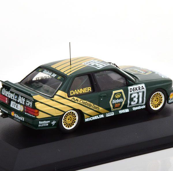 """BMW M3 E30 No.31, DTM 1991 """"Diebels Alt"""" Danner 1-43 CMR Models"""