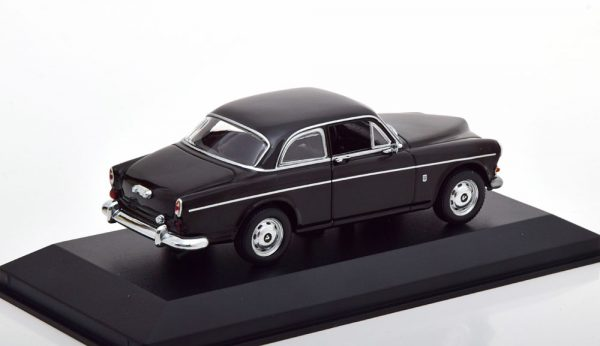 Volvo 121 Amazon 1966 Zwart 1-43 Minichamps Limited 500 Pieces