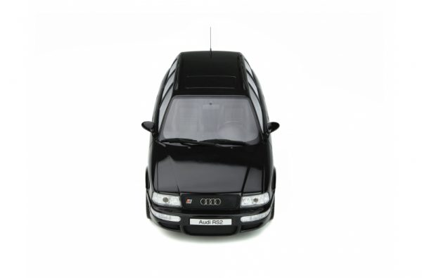 Audi RS2 Avant 1994 Zwart Metallic 1-18 Ottomobile Limited 999 Pieces