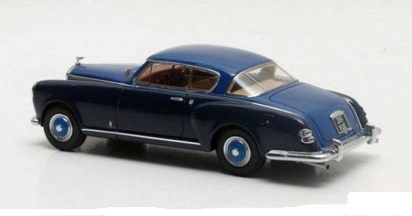 Bentley Mk VI Pininfarina Coupe 1952 1-43 Blauw Matrix Scale Models Limited 408 pcs.