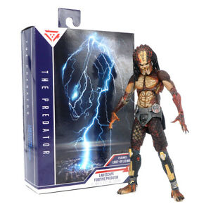 "Lab Escape Fugitive Predator Ultimate Action Figure 7""inch ( 20 cm) Neca"