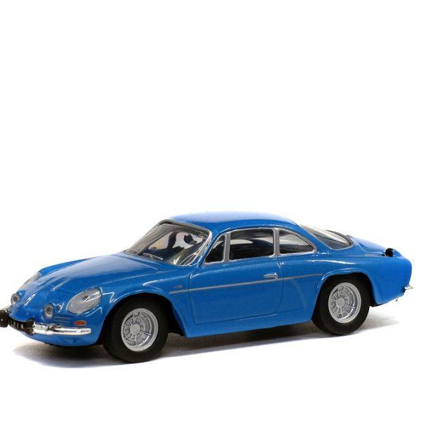 Renault Alpine A110 1973 Blauw 1-43 Solido