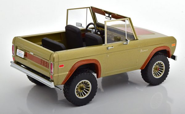 Ford Bronco Lost 1970 Met afneembaar dak 1-18 Greenlight Collectibles