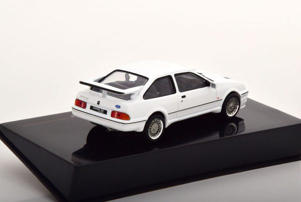 Ford Sierra Cosworth RS 1987 Wit 1-43 Ixo Models