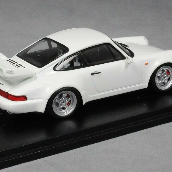 Porsche 911 964 Carrera RS 3.8 1993 White 1-43 Spark