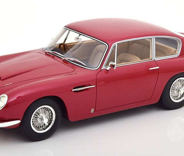 Aston Martin DB6 1964 Donkerrood 1-18 Cult Scale Models