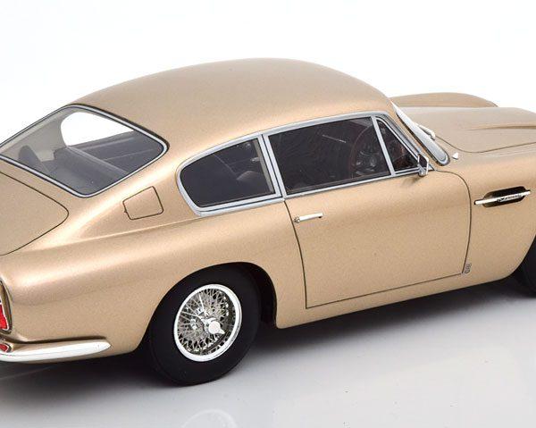 Aston Martin DB6 1964 Goud Metallic 1-18 Cult Scale Models