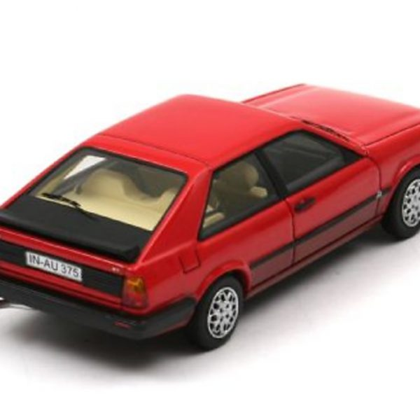 Audi Coupe GT 1981 Rood 1-43 Neo Scale Models