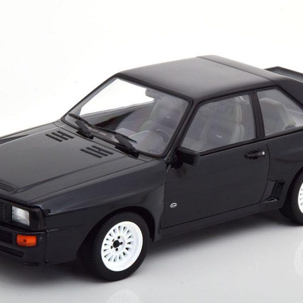 Audi Sport Quattro 1985 Zwart 1-18 Norev