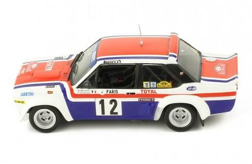 Fiat 131 Abarth #12 Rallye Monte Carlo 1979 M.Mouton/F.Conconi 1-43 Ixo-models