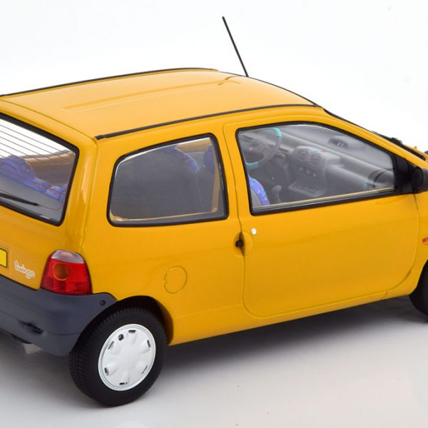 Renault Twingo 1993 Indian Geel 1-18 Norev