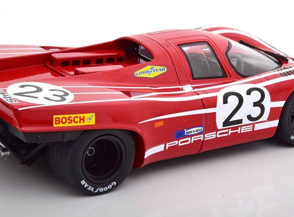 Porsche 917K Nr# 23 Winner 24h Le Mans 1970 Herrmann/Attwood 1-18 CMR Models