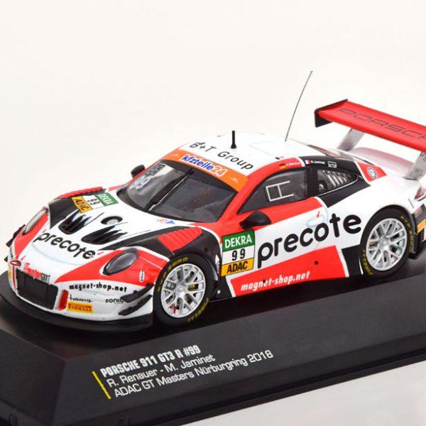 Porsche 911 (991) GT3 R Sieger GT-Masters 2018 Renauer/Jaminet 1-43 CMR Models