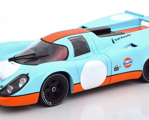 """Porsche 917K """"Gulf """"1970 Version 2 1-18 CMR Models"""