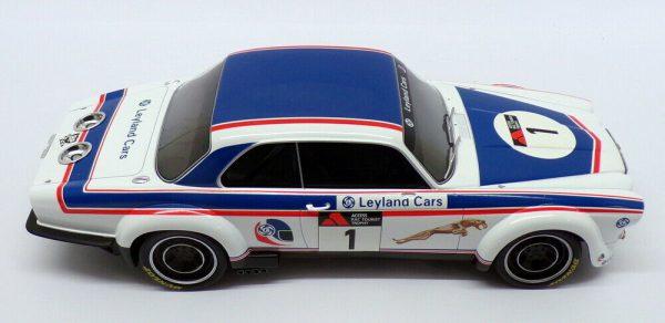 Jaguar XJ5-3C Gr.2 RHD No. 1 Tourist Trophy Silverstone 1976 D.Bell/D.Hobbs, 1-18 BOS Models Limited 1000 Pieces