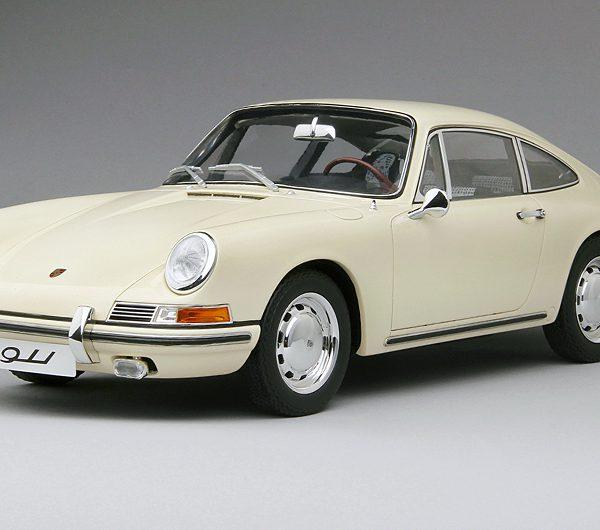Porsche 911 1964 1-12 Ivory True Scale Models Limited 300 pcs.