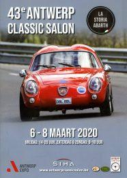 43ste Antwerp Classic Salon - 6-8 maart 2020 - Antwerp Expo