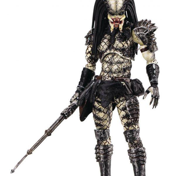 Predator 2: Exquisite Mini - Shaman Predator 1-18 (ongeveer 11 cm) Hiyatoys