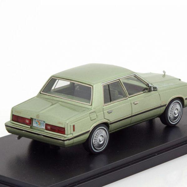 Dodge Aries K-Car 1983 Groen 1-43 Neo Scale Models