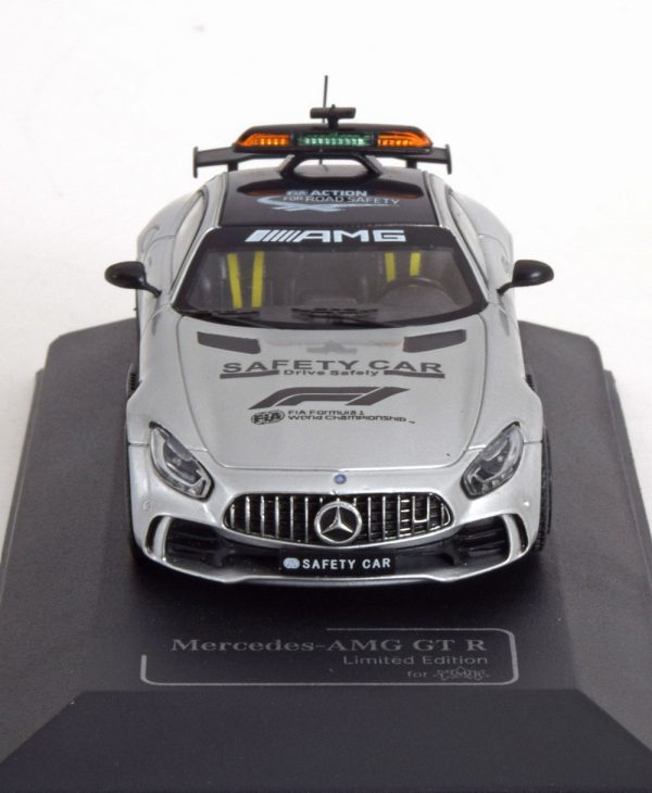 Mercedes-Benz AMG GT R Coupe F1 Safety Car 2018 Mayländer 1-43 CMR Models