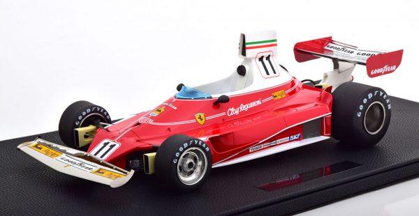 Ferrari 312 T Nr# 11 1975 Regazzoni 1-12 GP Replicas Limited 250 Pieces