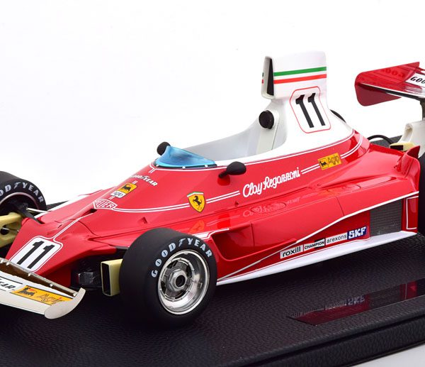 Ferrari 312 T Nr# 11 1975 Regazzoni 1-12 GP Replicas Limited 250 Pieces