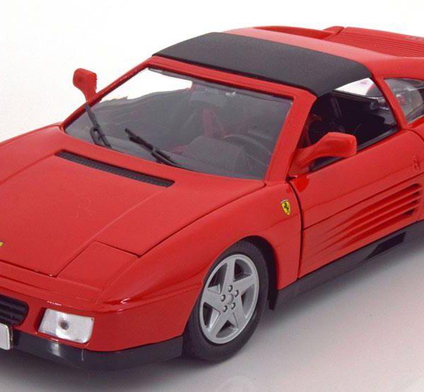 Bburago 1:18 Ferrari 348 TS 1989-1995