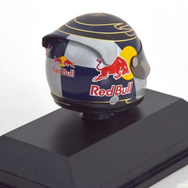 Red Bull Racing Arai Helm GP Japan 2009 S.Vettel 1-8 Minichamps